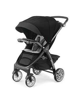 Chicco® 2017 Bravo™ Le Stroller In Terazza Black/Grey by Bed Bath And Beyond