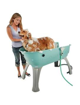 Paws For Thought Booster Bath Elevated Pet Bathing Station by Generic
