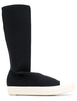 Rick Owens Drkshd Wsneaker Bootshome Men Shoes Boots by Rick Owens Drkshdw