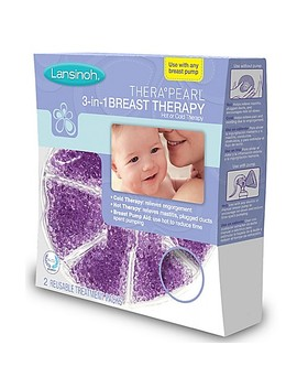 Lansinoh® Theraºpearlº 3 In 1 Breast Therapy Packs by Bed Bath And Beyond
