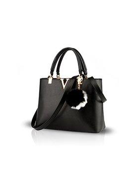 Nicole&Doris New Trend Minimalist Fashion Handbag For Women Casual Shoulder Cross Body Bag by Nicole&Doris