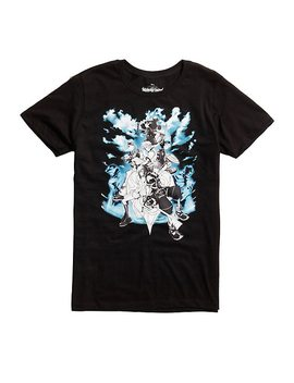 Disney Kingdom Hearts Characters T Shirt by Hot Topic