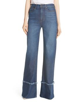 Gorgeous Flare Leg Jeans by Alice + Olivia
