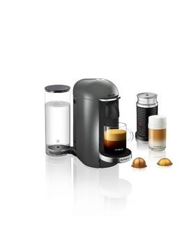 Nespresso Vertuo Plus Titan Deluxe Bundle By Breville by Nespresso
