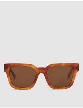 Agent Sunglasses In Tortoise Light by Need