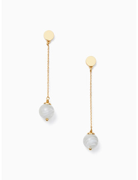 Flying Colors Linear Earrings by Kate Spade