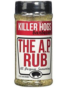 Killer Hogs The A. P. Rub All Purpose Seasoning by Killer Hogs