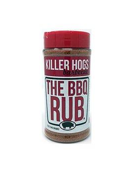 Killer Hogs The Bbq Rub 12 Ounce by Killer Hogs Bbq
