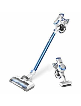Tineco A10 Hero Cordless Vacuum Cleaner, 350 W Digital Motor, Lithium Battery, Motorized Led Power Brush, 2 In 1 Vacuum Cleaner, Cordless Stick Vacuum With High Power & Long Lasting, Lightweight by Tineco