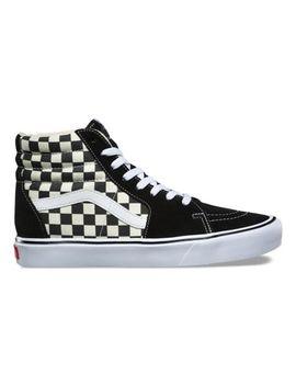 Checkerboard Sk8 Hi Lite by Vans