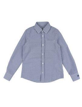Msgm Checked Shirt   Shirts D by Msgm