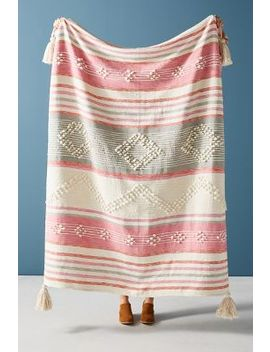 Maddie Throw Blanket by Anthropologie