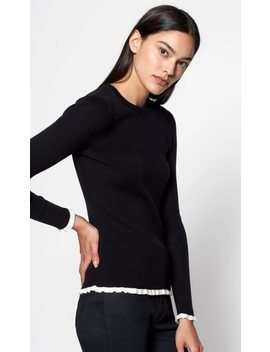 Seville Crew Neck Sweater by Equipment