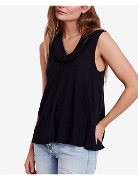 Swing It Sleeveless Cowl Neck Top by Free People