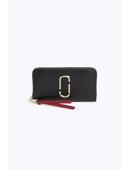 Snapshot Standard Continental Wallet by Marc Jacobs