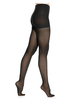Women's  Comfort Luxe Semi Opaque Control Top Tights by Dkny