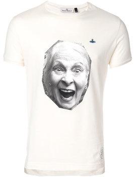 Vivienne Westwoodprinted T Shirthome Men Clothing T Shirts by Vivienne Westwood