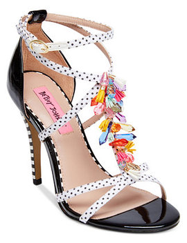 Clarice Dress Sandals by Betsey Johnson