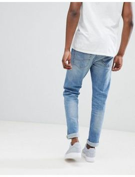 Jack & Jones Jeans In Regular Fit Stone Wash Denim by Jack & Jones