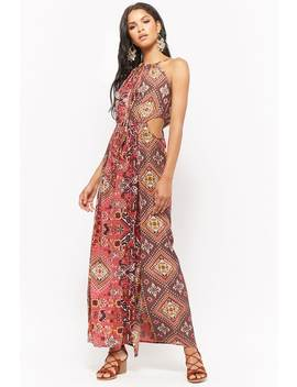 R By Raga Geo Print Dress by Forever 21