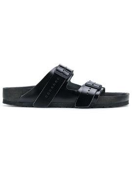 Rick Owensx Birkenstock Arizona Sandalshome Men Shoes Sandals by Rick Owens