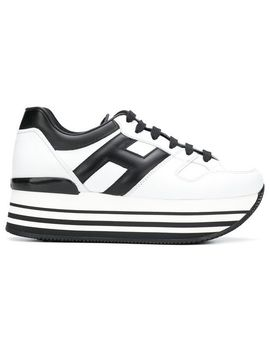 Hoganplatform Dadcore Sneakers Home Women Shoes Trainers by Hogan