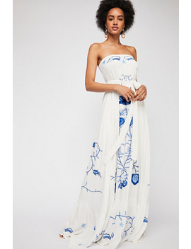 Mr. Mistoffelees Tube Maxi Dress by Free People