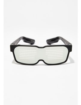 Led Bluetooth Glasses by Chemion