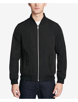 Men's Flight Bomber Jacket by Calvin Klein