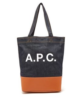 Axel Tote Bag by A.P.C.