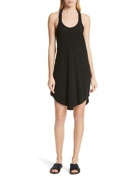 Cotton Trapeze Tank Dress by Atm Anthony Thomas Melillo