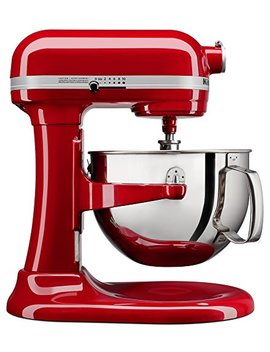 Kitchen Aid Kl26 M1 Xer Professional 6 Qt. Bowl Lift Stand Mixer   Empire Red by Kitchen Aid