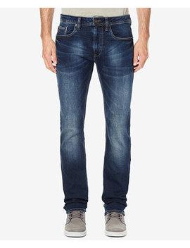 Men's Ash X Slim Fit Stretch Jeans by Buffalo David Bitton