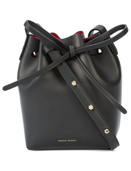 Mansur Gavriel Mini Mini Bucket Baghome Women Bags Mini Bags by Mansur Gavriel