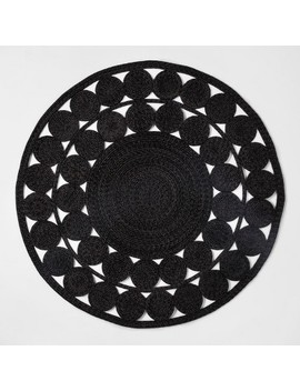 Woven Outdoor Rug   Round   Opalhouse™ by Opalhouse™