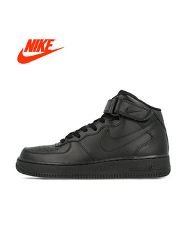 Nike  Air Force 1 Af1 Original New Arrival Official Breathable Men's Skateboarding Shoes Sports Sneakers Classique Shoes by Nike