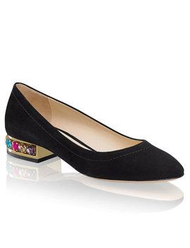 Jewel Heel Flat by Classique