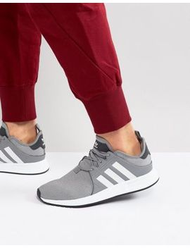 Adidas Originals X Plr Sneakers In Grey Cq2408 by Adidas Originals