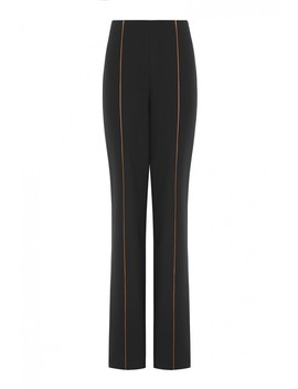 Non Refundable, Laurent High Waist Trousers by Aq/Aq