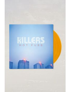The Killers   Hot Fuss Exclusive Lp by Urban Outfitters