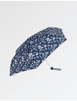 Drifting Bird Mini Umbrella by Fat Face