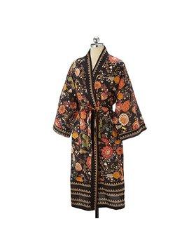 Midnight Garden Kimono by Uncommon Goods