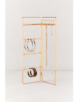 Farrah Folding Jewelry Storage Stand by Urban Outfitters