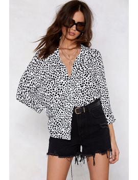 I'm Dotty About You Dalmatian Shirt by Nasty Gal