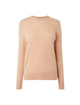 Ceries Pink Sweater by L.K.Bennett