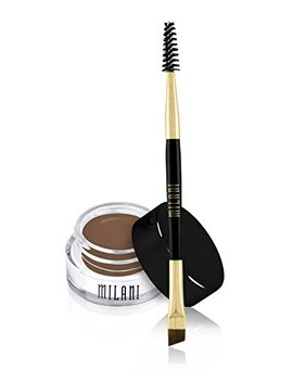 Milani Stay Put Brow Color, Brunette, 0.09 Ounce (Packaging May Vary) by Milani