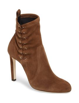 Mallory Corset Bootie by Jimmy Choo