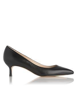 Audrey Black Heel by L.K.Bennett