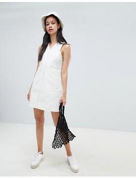 Ryder Bonnie Denim Sleeveless Shift Dress by Dress