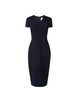 Eline Navy Dress by L.K.Bennett